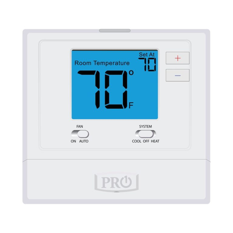 Pro1 Iaq T701 Digital Non-Programmable Thermostat (1H/1C)
